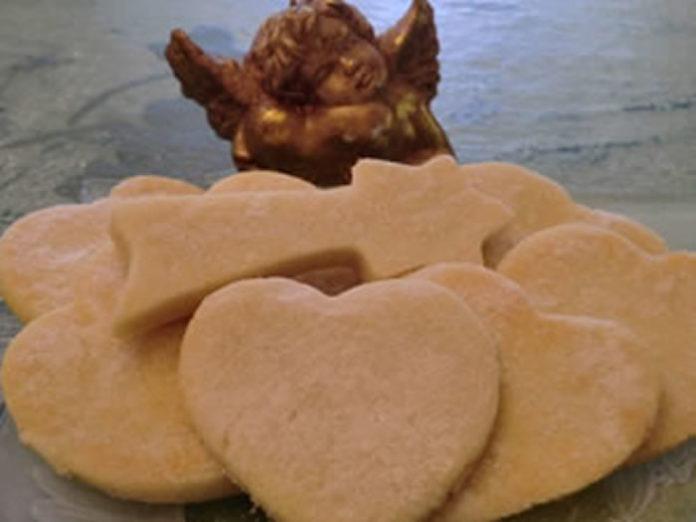 Biscuits de NOËL au thermomix