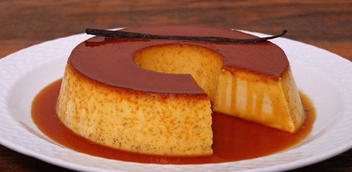Flan au thermomix