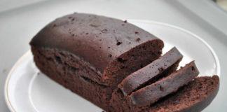 Gâteau chocolat moelleux