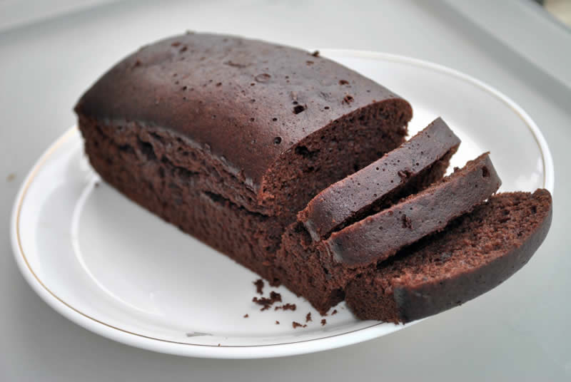 Gateau reste chocolat noel thermomix