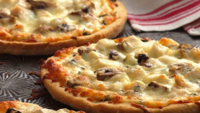 Pizza au thon au thermomix