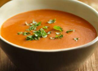 Velouté de tomate au thermomix