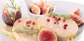 Foie gras farci aux figues au thermomix