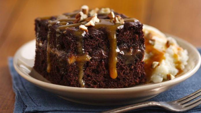 Gâteau au chocolat et aux abricots au thermomix