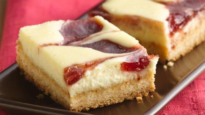 Cheesecake à la fraise au thermomix