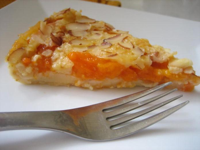 Clafoutis aux abricots et amandes au thermomix