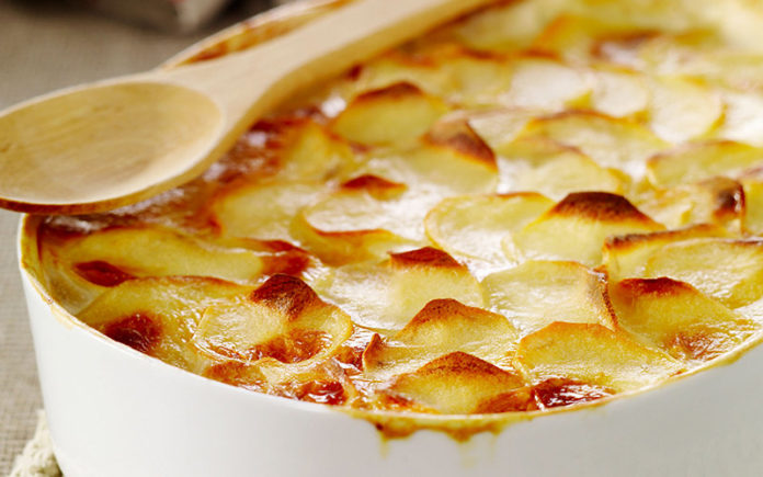 gratin dauphinois au thermomix. Black Bedroom Furniture Sets. Home Design Ideas