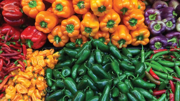 Les produits frais et leurs saisons