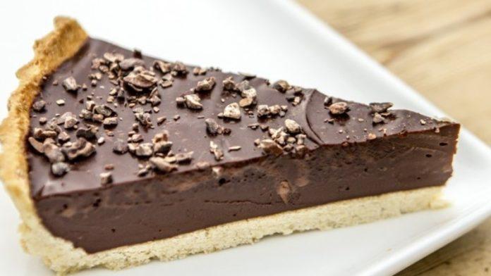 Tarte au chocolat Facile au thermomix