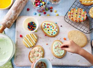 Biscuits de Pâques au thermomix