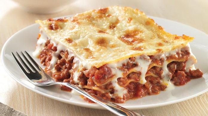 lasagnes au thermomix