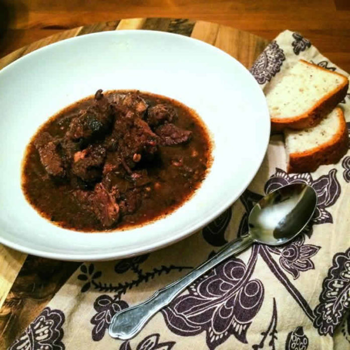 Carbonnade Flamande au thermomix