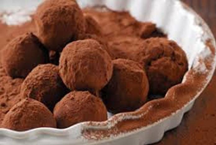 Truffes au chocolat au thermomix
