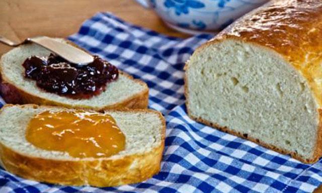 Brioche sans Beurre recette W Watchers