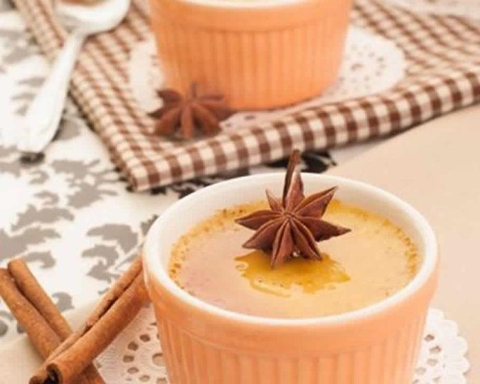 Crème dessert au caramel au thermomix
