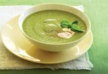 Velouté de Courgettes au Boursin W Watchers