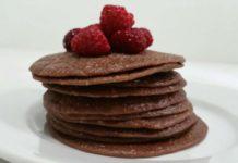 pancakes au cacao W Watchers