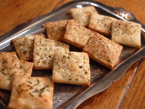 Biscuits salés au fromage au thermomix