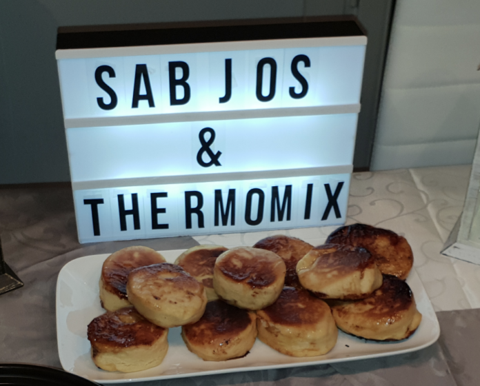 DAMPFNÜDEL au thermomix