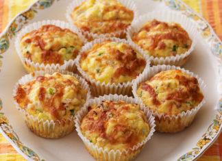 Muffins aux pommes de terre au thermomix