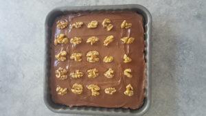 Bouchees chocolat et noix au Thermomix