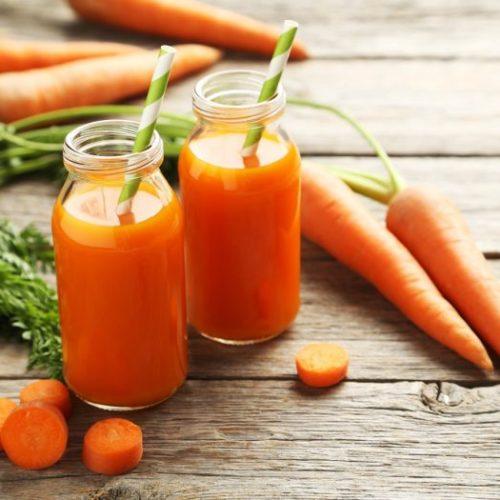 Soupe carotte coco et citron vert au thermomix