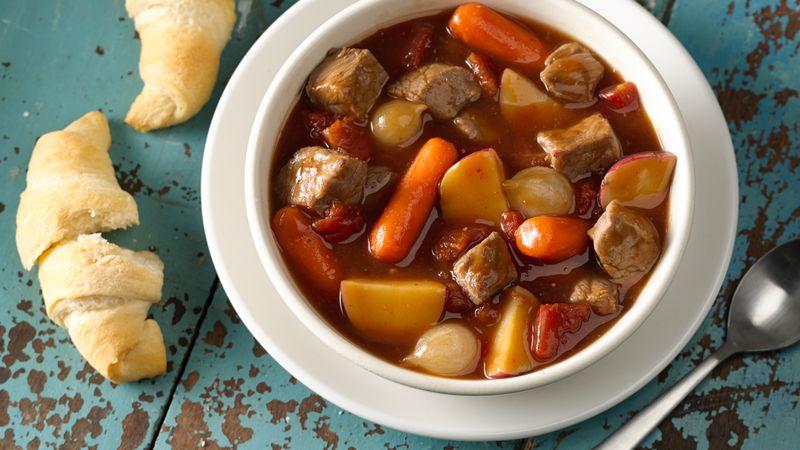 Boeuf aux carottes au thermomix