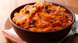 Purée de patate douce et pomme de terre au thermomix