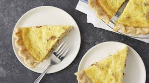Quiche au fromage et à la moutarde au thermomix