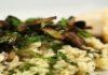 Risotto aux champignons de paris et courgettes au thermomix