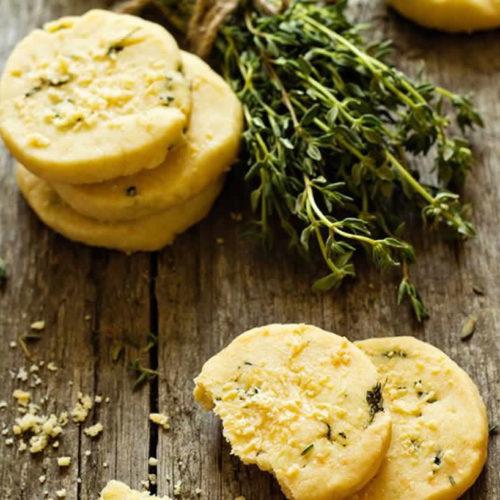 Biscuits apéritifs au comté au thermomix