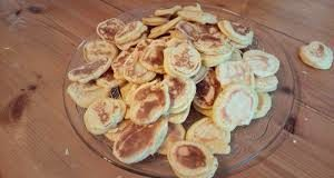 Blinis au curry au thermomix