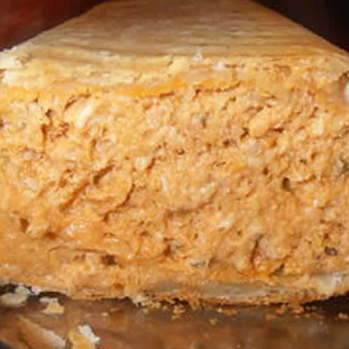 Cake au thon en croûte au thermomix