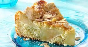 Cake aux pommes et aux amandes au thermomix