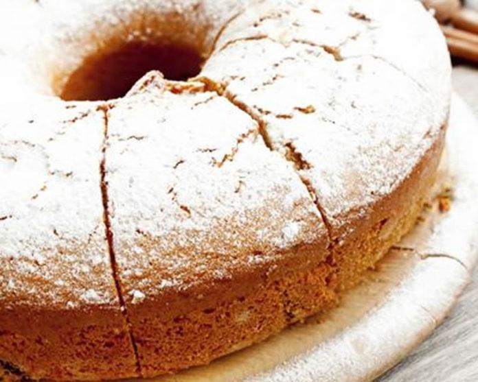 Cake sucré Alsacien au thermomix