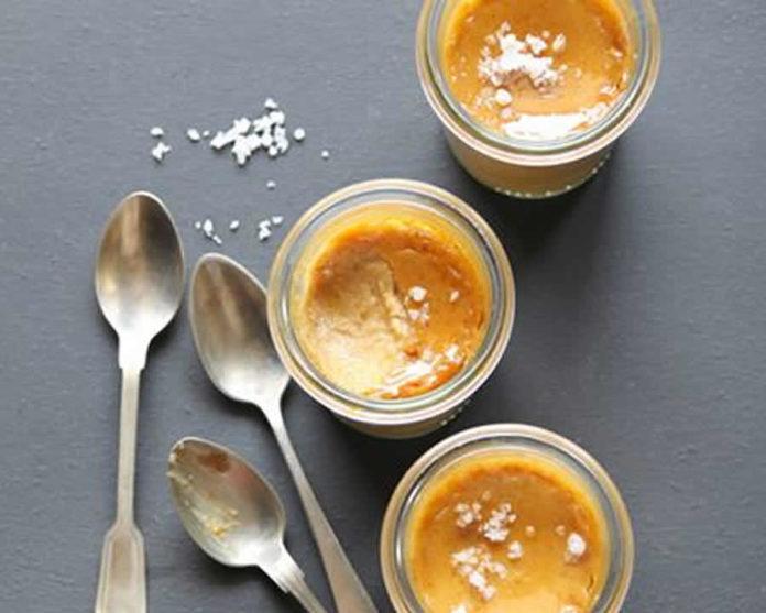Crème dessert aux carambars au thermomix