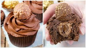 Cupcakes ferrero nutella au thermomix