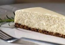 Gâteau au fromage au Thermomix