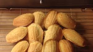 Madeleines moelleuses au thermomix