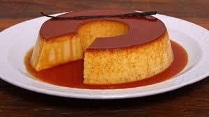 Pudim Cake au thermomix