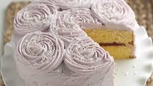 Rose cake à la fraise au thermomix