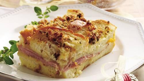 Cake au Jambon et au Comté au thermomix