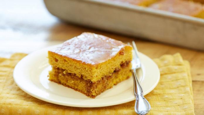 Cake au miel au thermomix