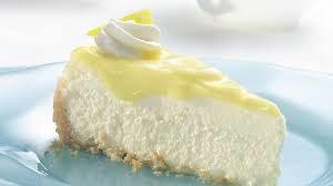 Cheesecake au citron au thermomix