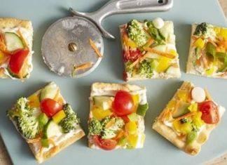 Clafoutis léger aux légumes WW