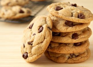 Cookies au Kinder au thermomix