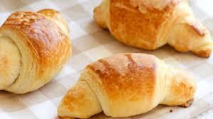 Croissants briochés faciles au thermomix