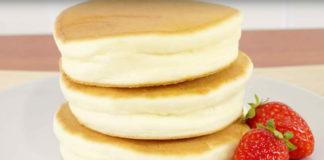 Pancakes japonais Au Thermomix