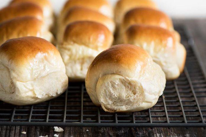Petits pains au lait au Thermomix