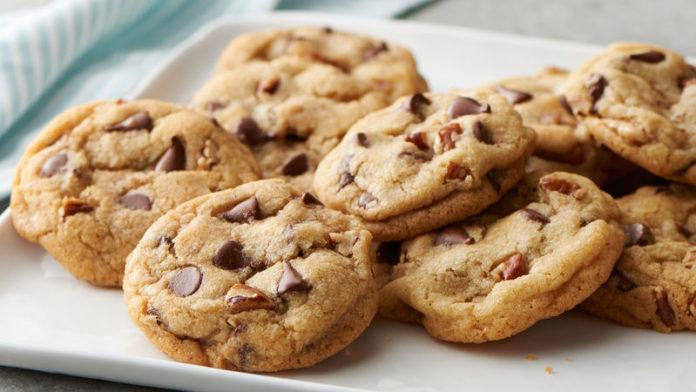 Cookies américains moelleux au Thermomix